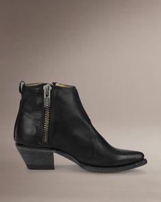 Sacha Moto Shortie - Women_Boots_Western Boots - The Frye Company