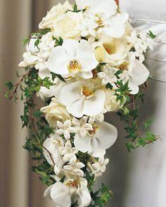 54 Best Cascade And Trailing Bouquets Images Cascade Bouquet