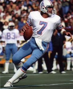 Dante Anthony Dan Pastorini born May 26 1949 is a former American football quarterback in the National Football League NFL for the Houston Oilers Oakl
