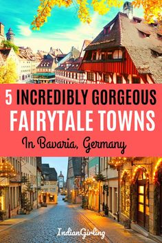 Looking to explore fairytale towns in Germany? The state of Bavaria has beautiful towns including Nuremberg, Regensburg, Europe Destinations, Europe Travel Tips, European Travel, Travel Guides, Places To Travel, Places To Visit, Travel Packing, Travel Diys, Honeymoons