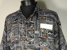 Creations Hawaiian Button Up Shirt Mens Size XL 100% Terivoile Near Mint #Shopping #Style #Fashion http://www.ebay.com/itm/Creations-Hawaiian-Button-Up-Shirt-Mens-Size-XL-100-Terivoile-Near-Mint-/281426811218?roken=cUgayN via @eBay
