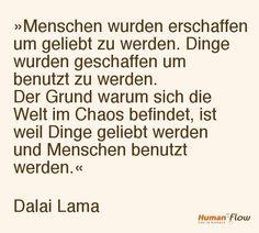 (Dalai Lama) …