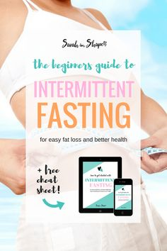 The beginners guide to intermittent fasting for fat loss and better health. This effective weight loss technique is perfect for getting rid of holiday weight gain. It's free, healthy and easy to implement. Learn how!