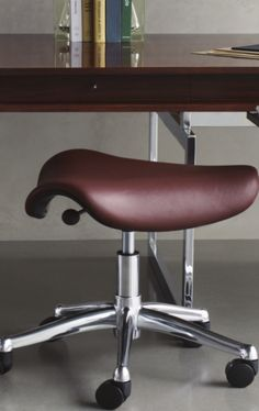 Saddle Task Stool - Product Page: http://www.genesys-uk.com/Saddle-Task-Stool.Html  Genesys Office Furniture Homepage: http://www.genesys-uk.com  The Humanscale Saddle Task Stools are the most comfortable, versatile and ergonomic stools ever made. They make sitting comfortable and workplace movement simple while complementing any workspace or home office.