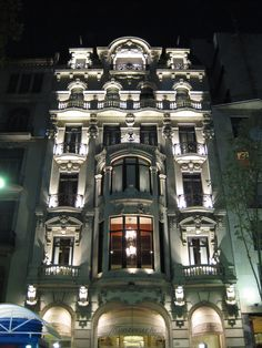 Decorate your travels, with beautiful architecture in Barcelona