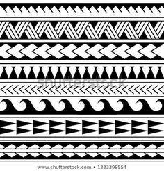 Trible Tattoos, Maori Tattoos, Maori Tattoo Meanings, Forearm Band Tattoos, Tattoo Band, Band Tattoo Designs, Tribal Arm Tattoos, Tattoo Bracelet, Samoan Tattoo