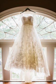 Madeleine's Daughter Blog: Meet Our Bride: Amanda, #madeleinesdaughtermoment, #mdm, bridal gown, wedding gown, Pronovias
