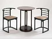Josef Hoffmann (Moravia (now Czech Republic), Pirnitz, 1870 - 1956)   'Fledermaus' Chair, 1905