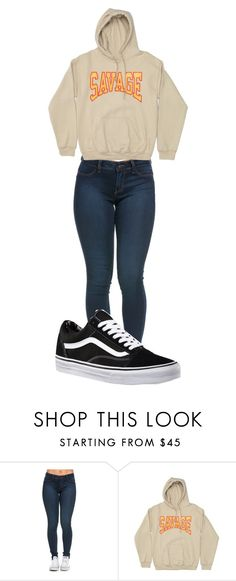 """""""Untitled #470"""" by shiane816 on Polyvore featuring Vans"""