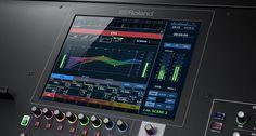 큐오넷 > 큐오넷 뉴스 > Roland M-5000 console