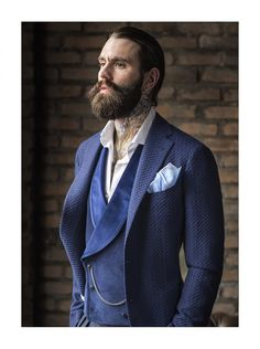 WELCOME TO THE GENTLEMAN'S CLUB: TAGLIATORE FALL/WINTER 2015 - MNSWR Magazine