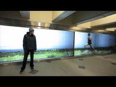 ASICS Run with RYAN (US, New York Airport)