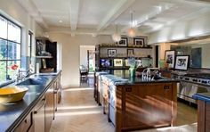 Meg Ryan Bel Air Home Kitchen http://vancouvercanadahomes.com
