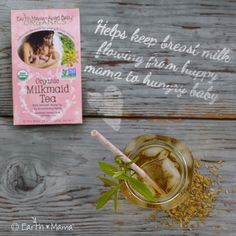 """""""Went into my local baby shop yesterday looking for some lactation cookies. The store owners suggested the Milkmaid Tea instead and I can. not. believe. how well and how fast it worked. I had two cups of tea all day yesterday and was not only able to pump more, but was a feeding machine for my little guy all night. This stuff is magic!"""" ❤ Thanks for letting us know, Lela!  #EarthMamaAngelBaby #SafeAsMamasArms #LiquidGold #Breastfeeding #BreastIsBest #BreastfeedWithoutFear #MilkmaidTea…"""