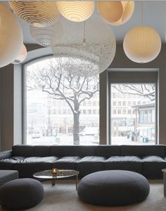  P    Nobis Hotel, Stockholm by Claesson Koivisto Rune www.nobishotel.se