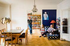 Binnenkijken in Le Saillant de l'Yser: Wonen in een brussels baken