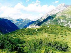 Hanauer Hutte, Alderweg Ötztal Trail, Austria (http://travel.cnn.com/austrias-semi-secret-hiking-huts-385146)