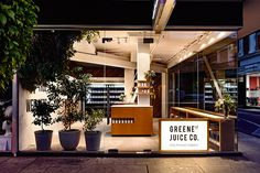 Greene St Juice Co, Prahran | Travis Walton Architecture & Interior Design