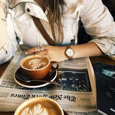 coffee and something good to read | weekend plans | @dirtywithme