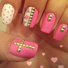 Pretty and pink