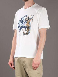 Lacoste Live 'Steve Gee' t-shirt
