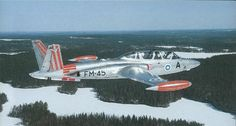 CM-170 Magister Military Jets, Military Aircraft, Finnish Air Force, Paper Plane, Us Air Force, Fighter Aircraft, Aviation Art, Airplanes, Cool Pictures