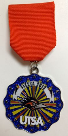Yes...Fiesta is just around the corner.  I bought my official 2013 University of Texas at San Antonio Fiesta medal!!