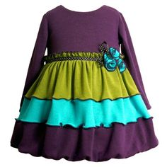 Toddler Winter Dress