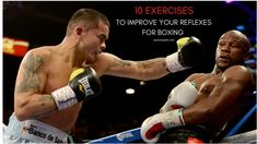 10 Exercises to improve reflexes for boxing Boxing Training, Internet Marketing, Online Business, Improve Yourself, Exercises, Education, Boxing Workout, Exercise Routines, Online Marketing