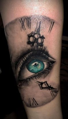 Eye Tattoos Photos, Eye Tattoos Ideas