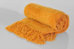 Chenille Throw with frill dark orange No Frills, Color Combinations, Colours, Texture, Orange, Dark, Color Combos, Surface Finish, Colour Combinations