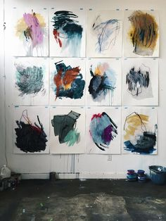 Contemporary Art – Buy Abstract Art Right Painting Inspiration, Art Inspo, Abstract Expressionism, Abstract Art, Abstract Landscape, Modern Art, Contemporary Art, Creation Art, Art Sculpture