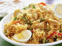 Just the name biryani gets us salivating as we crave for mouthfuls of this delicacy. Rice with spices and chunks of meat or chicken is generally referred to as biryani. But did you know that every region in India has its own special and delectable biryani recipe that's as finger-licking good as the other? From the Lucknowi biryani to the Hyderabadi speciality and the Sindhi biryani to the Kacchi variant, we love them all. Here's a list of all the different types of biryani ...