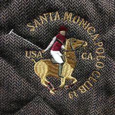 SANTA MONICA POLO CLUB - snygga, eleganta herrjackor med stil! Nu i butik och online!