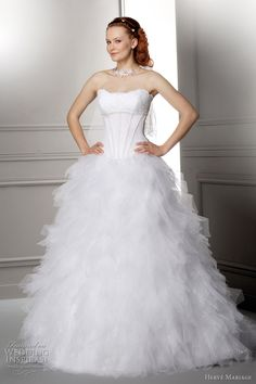 Hervé Mariage Wedding Dresses 2012 | Wedding Inspirasi