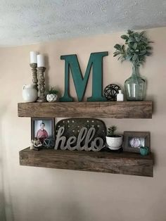138 awesome wall decor ideas that you can try in your home – Farmhouse Decor Wall Home Living Room, Living Room Decor, Bedroom Decor, Diy Home Decor On A Budget Living Room, House Ideas On A Budget, Cozy Bedroom, My New Room, First Home, Home Remodeling