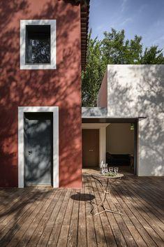 Galería de Rehabilitación de una Casa Rural / Cyril Chênebeau - 22