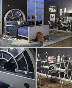 Star wars bedroom                                                                                                                                                     More