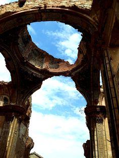 Belchite, Zgz, Aragon Spain