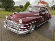 Chrysler Windsor 2 portes coupé 1948