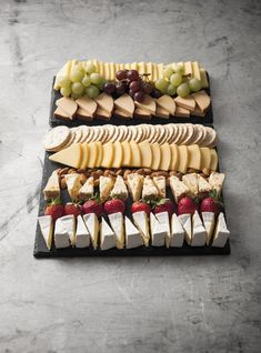 A favourite all year round Serves people Platter Includes: Tasty Cheese Dutch Smoked Cheese Dutch Edam Cheese Apricot & Almond Fruit Cheese Brie Cheese Pl Charcuterie And Cheese Board, Charcuterie Platter, Meat Cheese Platters, Cheese And Cracker Tray, Cheese Board Display, Cheese Boards, Cheese And Crackers, Crudite Platter Ideas, Grazing Platter Ideas