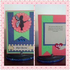 Cardstock recollections. Pattern paper anna griffin. Anna griffin circular grid cuttlebug folder. Cricut cartridges used CTMH Artiste, Elegant edges, A childs year. MS deep edge punch. Sentiment cardztv stamp set heartfelt wishes. Silhouette image #53959