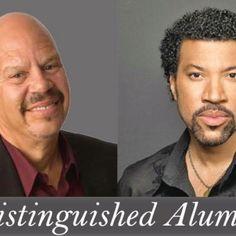 Tom Joyner and Lionel Richie: Tuskegee University Alumni