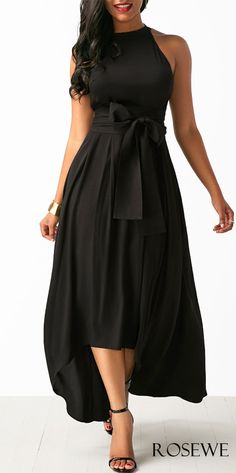 Cute black dress for you at Rosewe.com, free shipping worldwide, check it out.