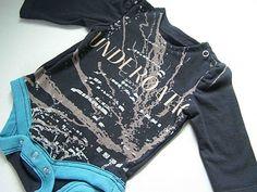 t-shirt to onesie