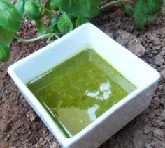 Salsa pesto de nueces con la thermomix... una alternativa a la salsa de pesto que todos conocemos.