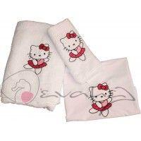 Σετ λαδόπανα Hello Kitty  #ladopana #set_ladopano #hello_kitty