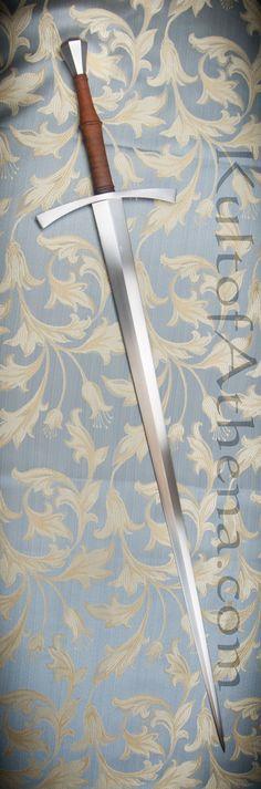 Albion Ringeck Medieval War Sword