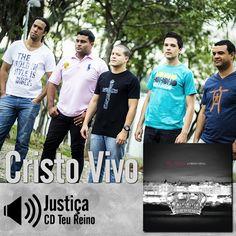 "Escute a música ""Justiça"" do CD Teu Reino do Cristo Vivo: http://itbmusic.com.br/site/wp-content/uploads/2013/06/01-Justi%C3%A7a.mp3?utm_campaign=musicas-itb&utm_medium=post-10jun&utm_source=pinterest&utm_content=cristo-vivo-justica-player-trecho"