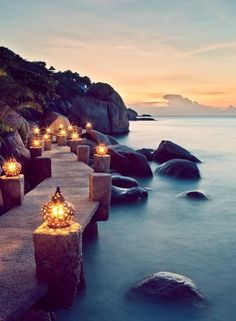 Island of Koh Tao in the Gulf of Thailand.